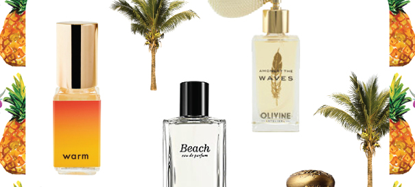 6 Perfumes That Capture the Summer Feeling