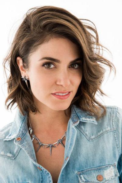 Nikki Reed Short Cut