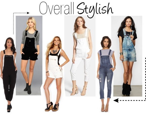 Overall Stylish