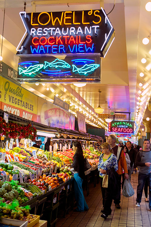 Pike place market the soul of seattle for Fish market indianapolis