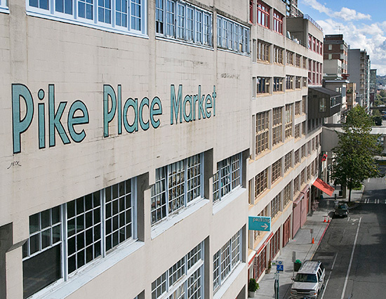 Pike Place Market – The Soul of Seattle