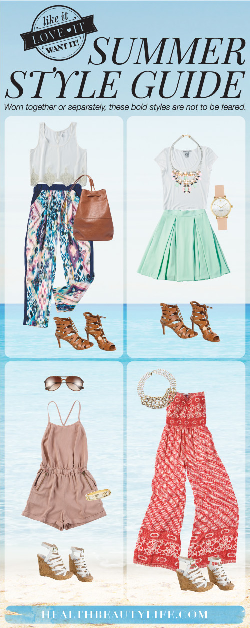 Summer 2014 Fashion Guide