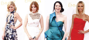 2014 Emmys Red Carpet Fashion