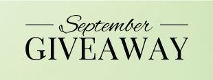 September Giveaway – 3 Piece Daily Skincare Kit