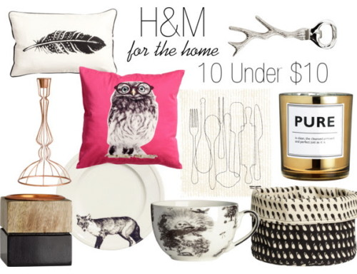 H M For The Home