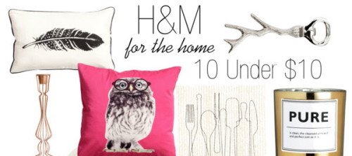 H&M for the Home