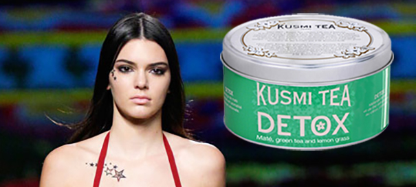 Kendall Jenner's Fashion Week Diet