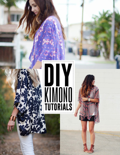 Kimono Tutorials