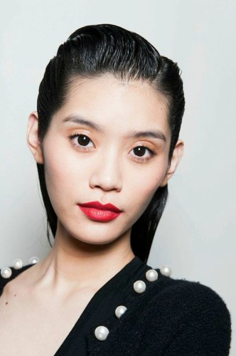 Zac Posen Red Lip