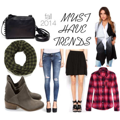 Fall 2014 Trends