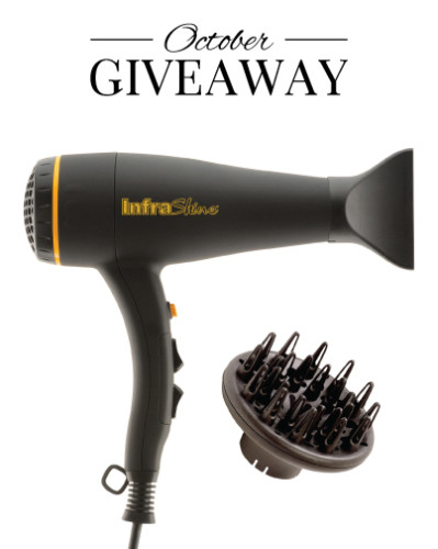 Infrashine UL3 Hair Dryer