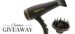October Giveaway – Professional Infrashine Ceramic Dryer