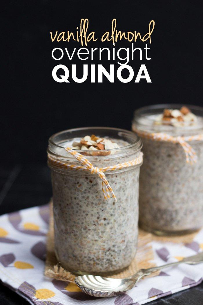Quinoa Overnight