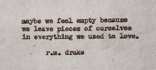 Who is R.M. Drake?