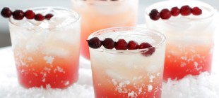 9 Skinny Holiday Cocktails That Won't Wreck Your Waistline