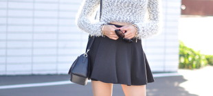 How to Wear Your Circle Skirt (Or Any Skirt) Through Fall