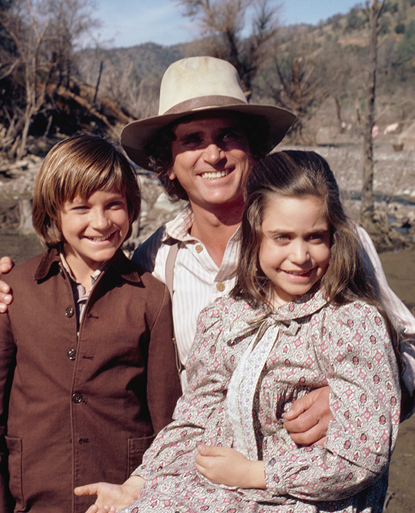 Melissa francis the making of a star Jason bateman little house on the prairie