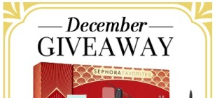 December Giveaway – 2014 Sephora Favorites Superstars Collection