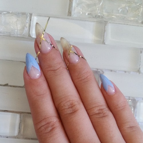 Sexy nail art tutorial anyone can do nails setp prinsesfo Images