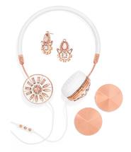 Rose Gold FRENDS - BaubleBar Layla Headphones