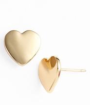 Women's kate spade new york 'dear valentine' stud earrings - Gold