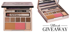Urban Decay Naked On the Run – March 2015 Giveaway