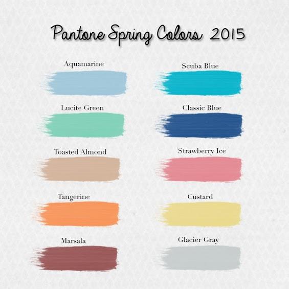 pantonespringcolors