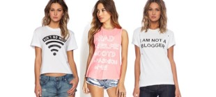 Must-Have Tees for the 21st Century Girl