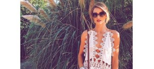 Spring's Hottest Trend: The Little White Embroidered Dress
