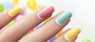 30 Bright and Playful Spring Nail Colors to Try