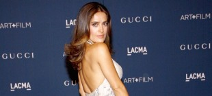 Salma Hayek Talks Beauty, Curves, and Loving Yourself