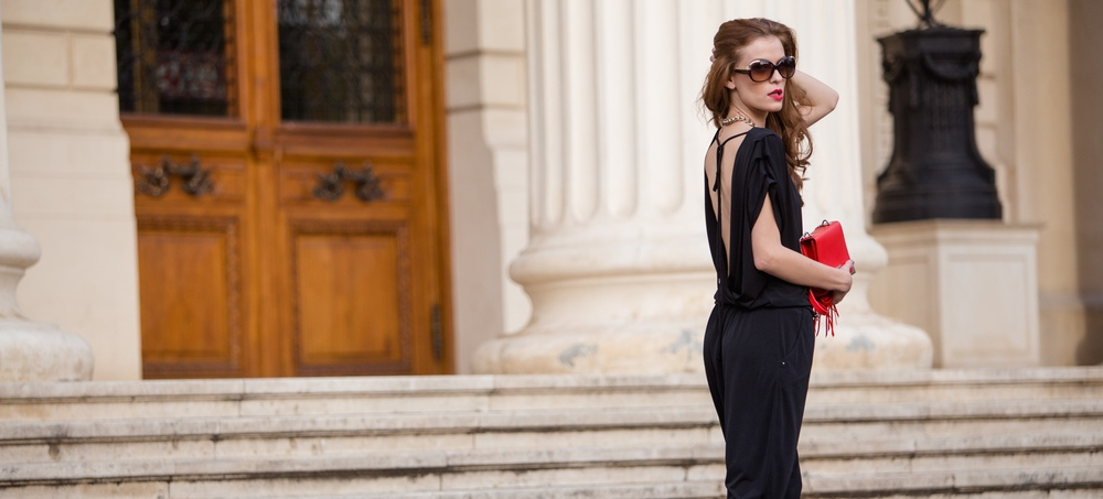 Proof that a Jumpsuit is the Perfect Spring Uniform