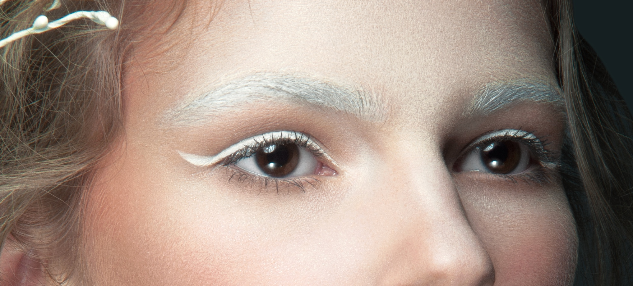 Why White Eyeliner is the New Black