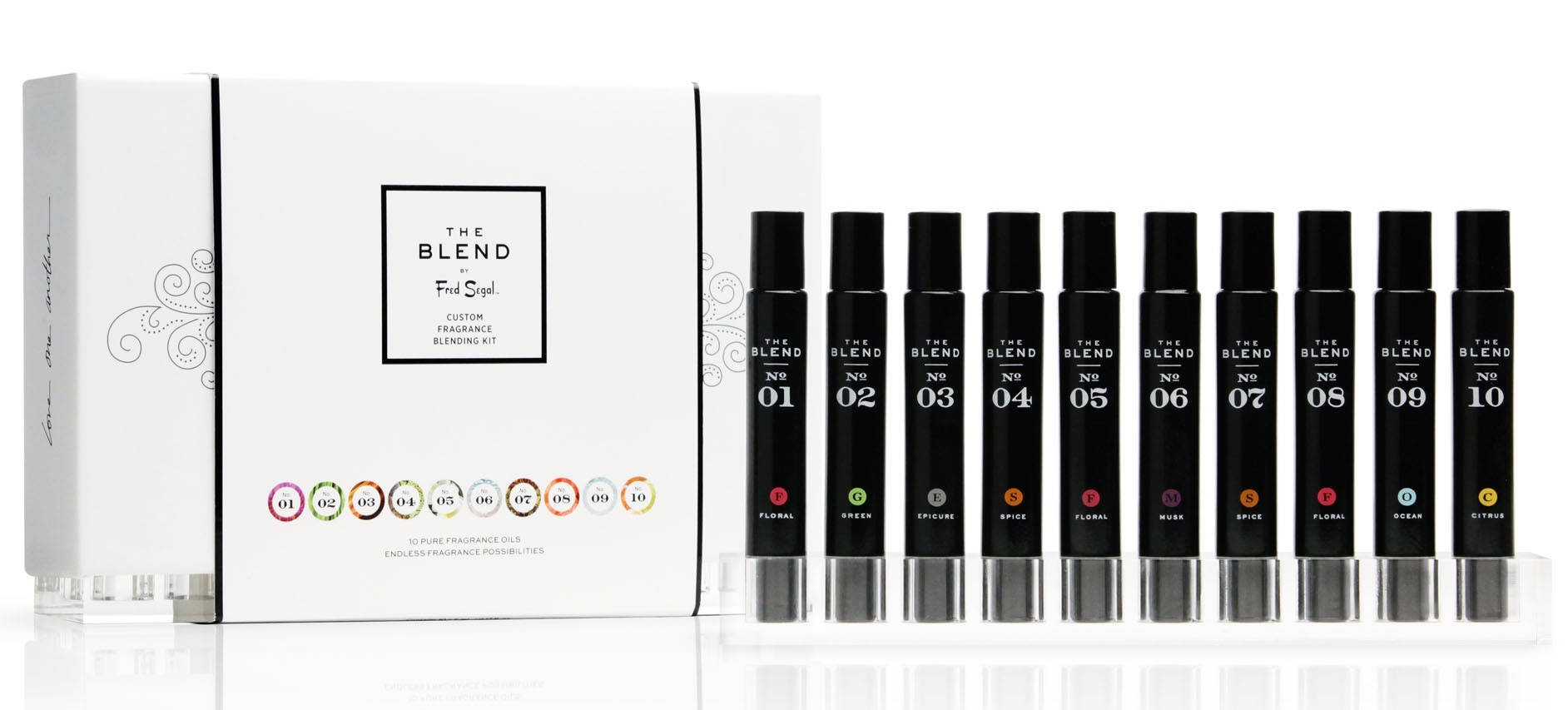 Create Your Own Custom Scent with Fred Segal's DIY Fragrance Kit