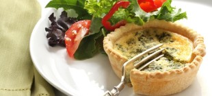 Cooking for One: Mini-Quiche and Grain-Free Granola