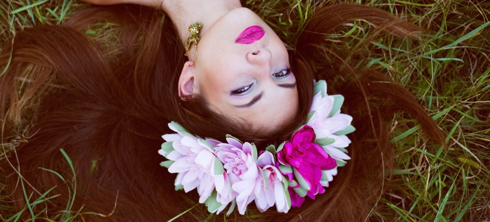 The Gorgeous History of the Flower Crown