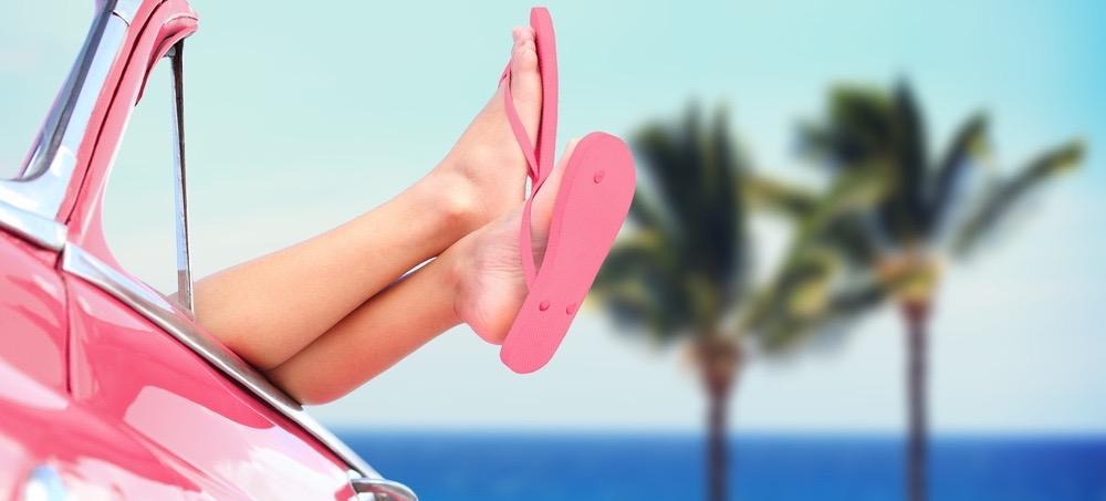 10 Disturbing Reasons You Should Never Wear Flip-Flops