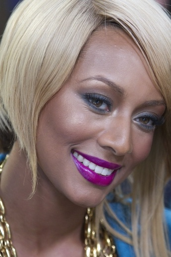 Keri Hilson Visits New.Music.Live in Toronto on August 19, 2011