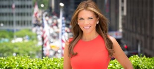 TV Anchor Trish Regan Talks Camera-Ready Beauty