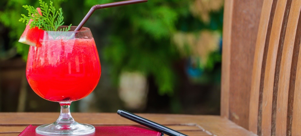 The Wine-Watermelon Spritzer: Your Official Drink of Summer 2015