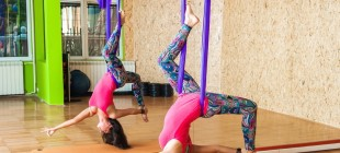 Meet Aerial Fitness: L.A.'s Trendiest Workout