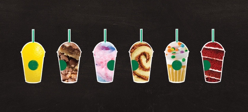 Starbucks News: 6 Crazy New Frappuccino Flavors Launched Today
