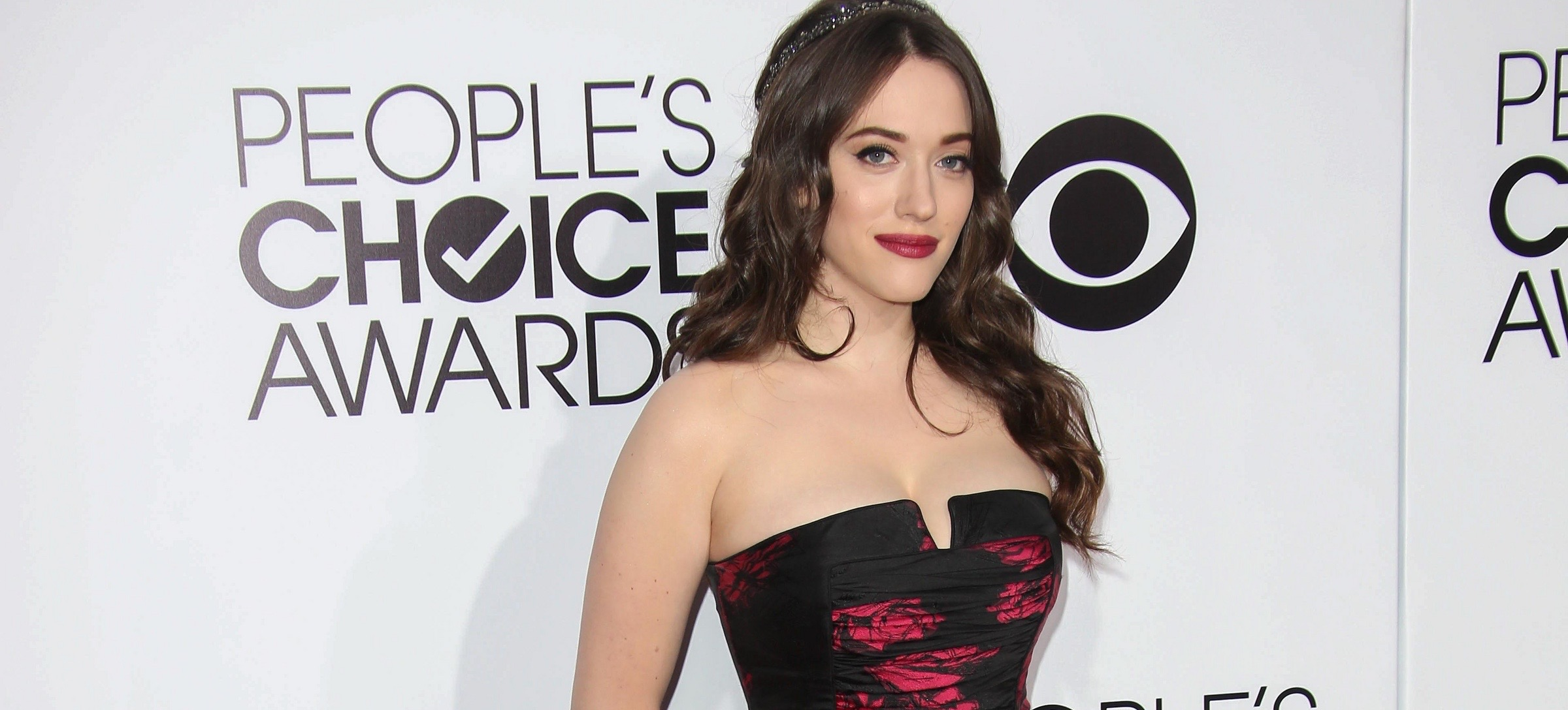 Exclusive: See Kat Dennings Transform Into Her Beauty Icons