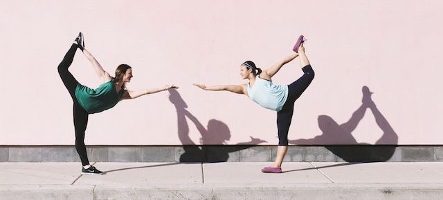 How Two Sisters Are Changing The Way We Namaste