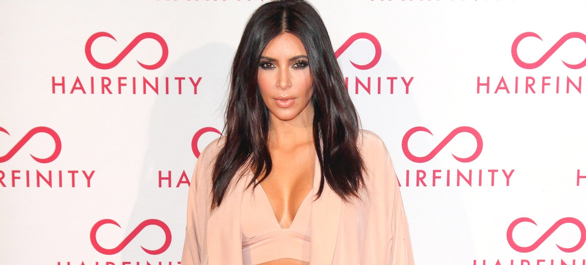 Video: How to Get Kim Kardashian's Signature Textured Waves
