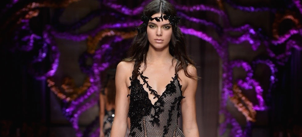 Kendall Jenner's Runway Evolution and Versace Shut Down