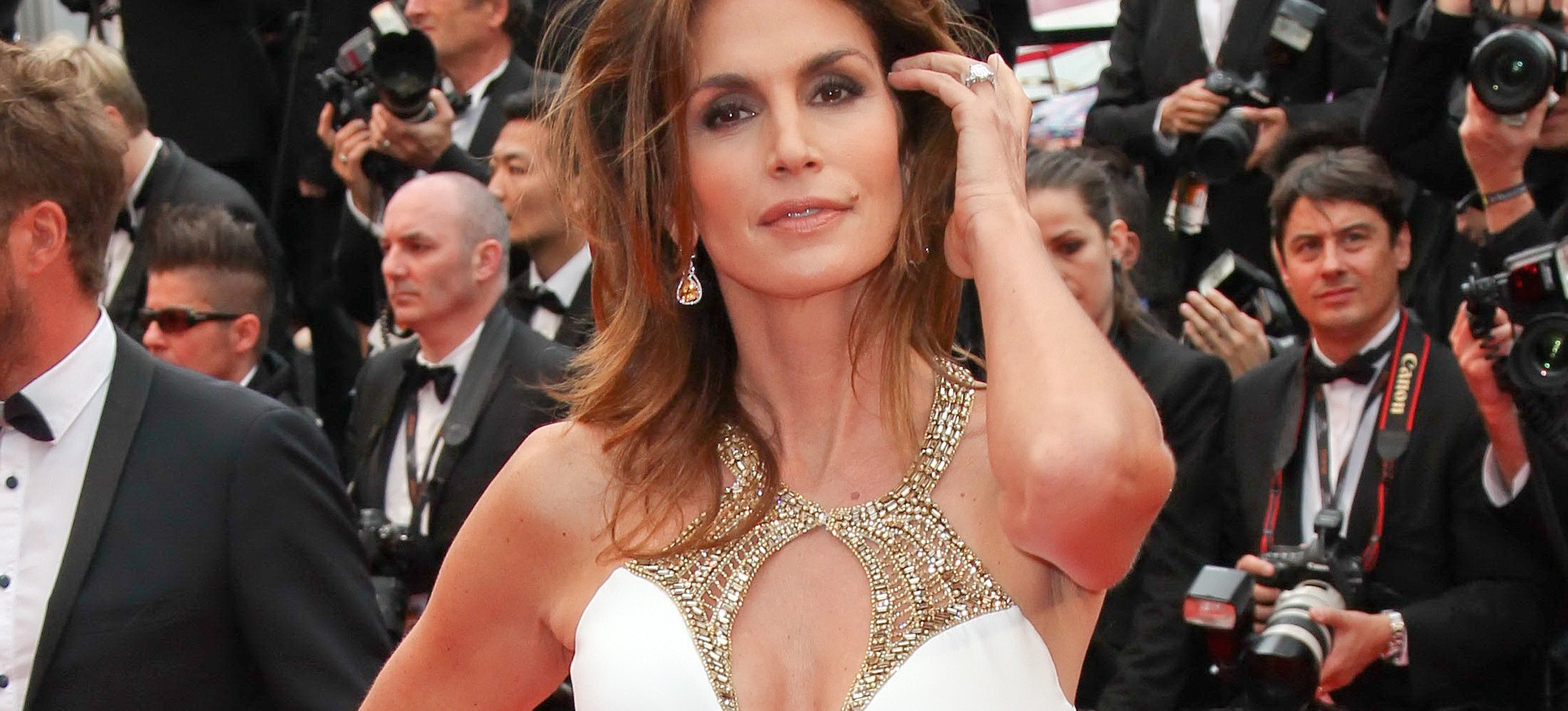Cindy Crawford's Tricks Of The Trade