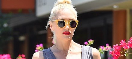 Gwen Stefani's Trick to Upgrading a Casual Outfit