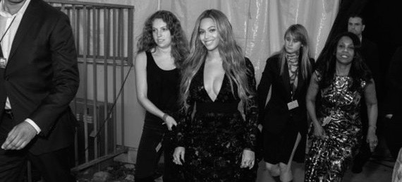 Stylish Work Wardrobes: Beyoncé's Personal Assistant, Sam Greenberg