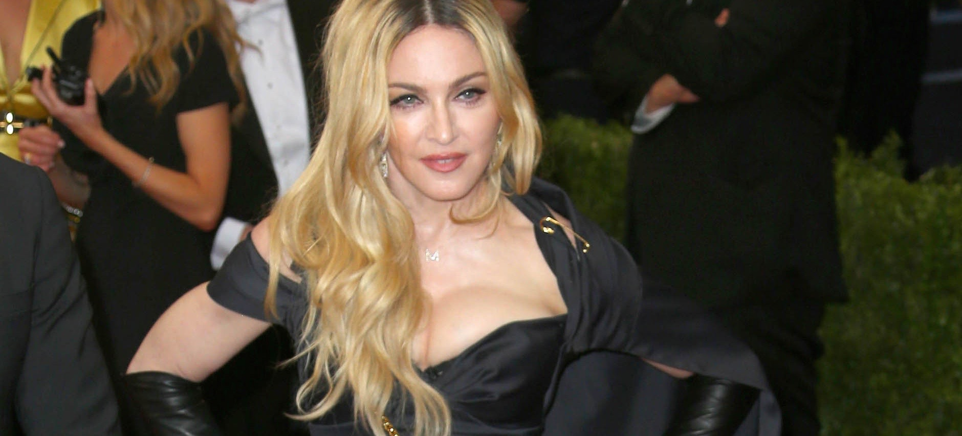 Exclusive: Madonna's Top 5 Do-Anywhere Exercises